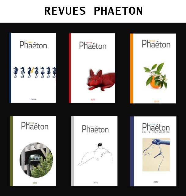Collection Revue Phaeton
